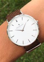Espresso Brown Watch on wrist