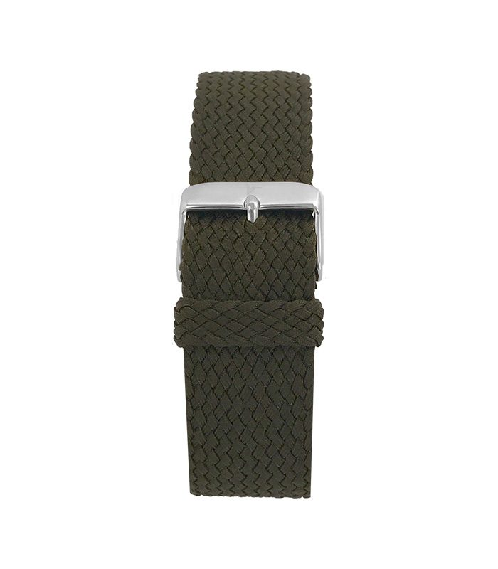 wallace hume dark green strap